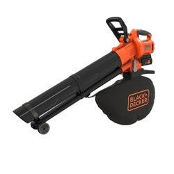 Black and Decker - SopladorAspiradorTriturador 36V 25Ah - BCBLV3625L1