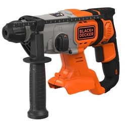 Black and Decker - Martillo SDSPlus 18V sin batera - BCD900B