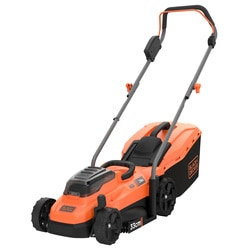Black and Decker - Cortacsped compacto 2x18V 36V 25Ah 33cm - BCMW3318L2