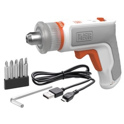 Black and Decker - Atornillador Montamuebles HEXDRIVER 36V - BCRTA01