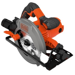 Black and Decker - Sierra Circular 1500W 66mm - CS1550