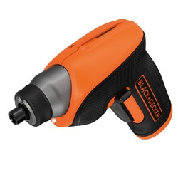 Black and Decker - Atornillador 36V Litio con cabezal angular - CS3652LC