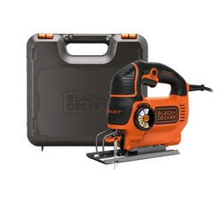 Black and Decker - Sierra de calar 550W con AUTOSELECT - KS801SEK