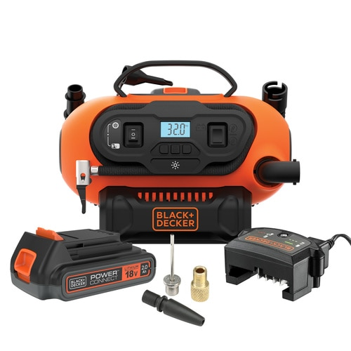 Black and Decker - Compresor Aire CACC para 230V12V18V - BDCINF18N
