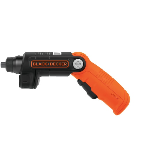 Black and Decker - Atornillador 36V con Linterna LED - BDCSFL20C
