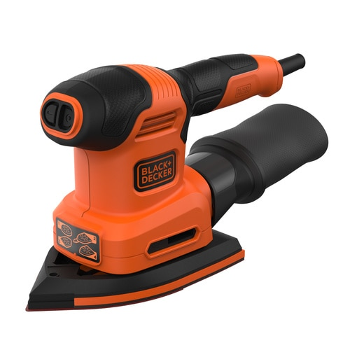 Black and Decker - MultiLijadora 200W 4 en 1 - BEW200