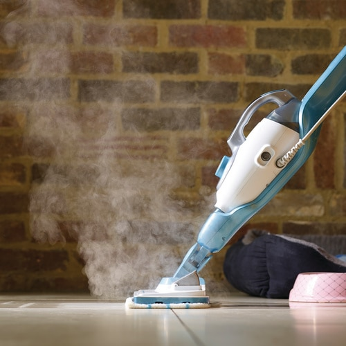 Black and Decker - Escoba de Limpieza a Vapor Steam Mop 11 en 1 - FSMH13101SM