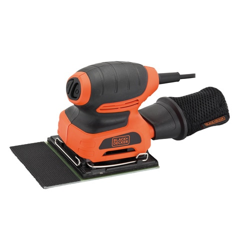 Black and Decker - Lijadora orbital 170W 14 de hoja - KA401LA