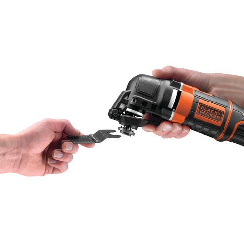 Black and Decker - Multiherramienta Oscilante 300W - MT300KA