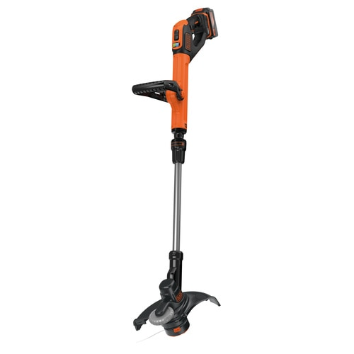 Black and Decker - Cortabordes POWERCOMMAND Easy Feed 18V 40Ah 30cm - STC1840EPC