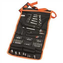 Black and Decker - Rollo de nylon con 76 Accesorios para automvil - A7063