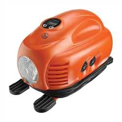 Black and Decker - Compresor de aire 121 PSI - ASI200