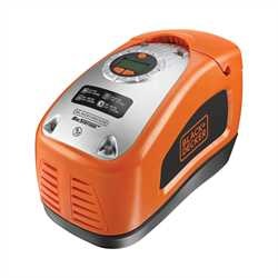 Black and Decker - Compresor de aire 160 PSI - ASI300