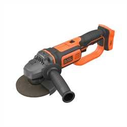Black and Decker - Amoladora 18V 125mm sin bateracargador - BCG720N