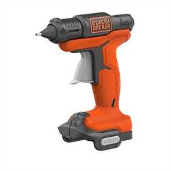 Black and Decker - Pistola de Cola Termofusible 12V sin bateracargador - BDCGG12N
