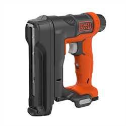 Black and Decker - GrapadoraClavadora 12V sin bateracargador - BDCT12N