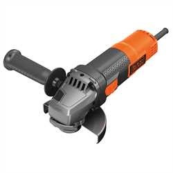 Black and Decker - MiniAmoladora de 900W 115m - BEG210K