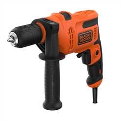 Black and Decker - Taladro Percutor 500W - BEH200