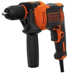 Black and Decker - Taladro Percutor 550W - BEH550