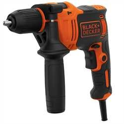 Black and Decker - Taladro Percutor 710W - BEH710