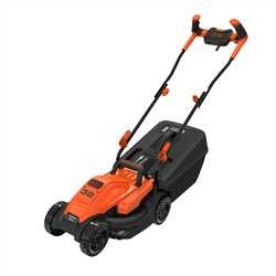 Black and Decker - Cortacsped 1200W 32cm con empuadura engomada - BEMW451BH