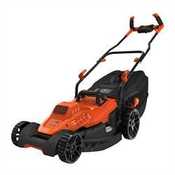 Black and Decker - Cortacsped 1800W 42cm con empuadura engomada - BEMW481BH