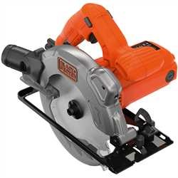 Black and Decker - Sierra Circular 1250W 66mm - CS1250L