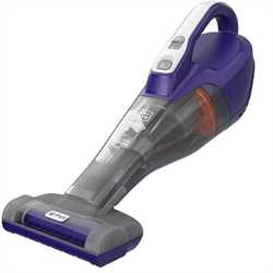 Black and Decker - Aspirador de mano Dustbuster para mascotasLITIO 12V - DVB315JP