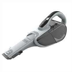 Black and Decker - Aspirador de Mano Dustbuster Litio 108Wh 72V con Accin Ciclnica - DVJ215J