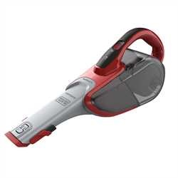 Black and Decker - Aspirador de Mano Dustbuster Litio 162Wh con Accin Ciclnica - DVJ315J