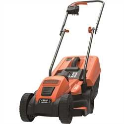 Black and Decker - Cortacsped Potencia 1200W 32cm EMAX32S - EMAX32S