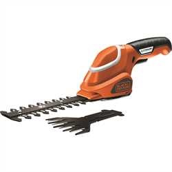 Black and Decker - Combo Kit tijeraarreglasetos 7V - GSL700