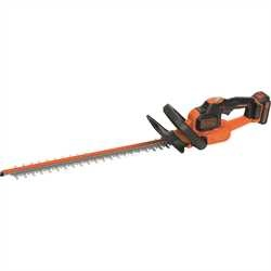 Black and Decker - Cortasetos POWERCOMMAND 18V 2Ah 50cm - GTC18502PC