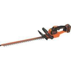 Black and Decker - Cortasetos POWERCOMMAND 18V 4Ah 50cm - GTC18504PC