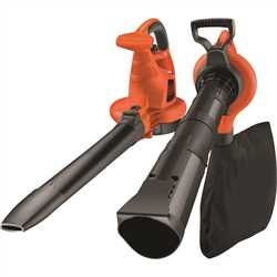 Black and Decker - Aspirador Soplador 3000W - GW3030