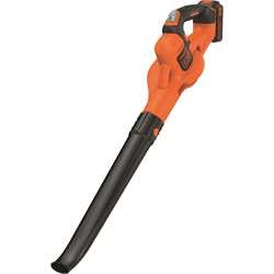 Black and Decker - Soplador POWERCOMMAND Boost 18V - GWC1820PC
