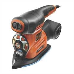 Black and Decker - Multilijadora Autoselect 4 en 1  22 Accesorios - KA280LK