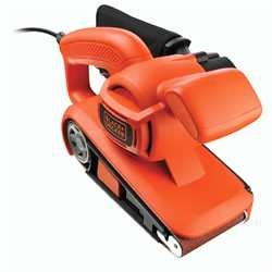 Black and Decker - ES 75mm x 457mm Belt Sander - KA86