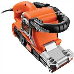 Black and Decker - Lijadora de Banda 720W rea de Lijado 75x533 mm - KA88