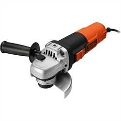 Black and Decker - Amoladora 900w de 115mm  maletn - KG911K