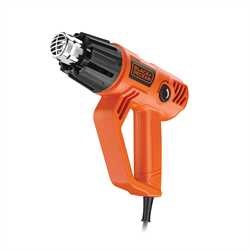Black and Decker - 2000w Pistola de aire caliente - KX2001K