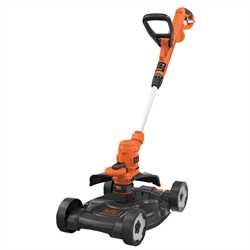 Black and Decker - Cortabordes 3en1 550W 30cm - ST5530CM