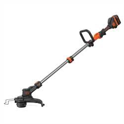 Black and Decker - Cortabordes Sin Escobillas 36V Litio 33cm - STB3620L