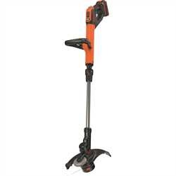 Black and Decker - Cortabordes POWERCOMMAND Easy Feed 18V 28cm - STC1820EPC