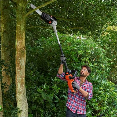 Black and Decker - Cabezal Motosierra Season master - BCASCS61B