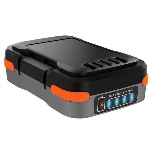Black and Decker - Batera 12V USB 15Ah Litio - BDCB12B