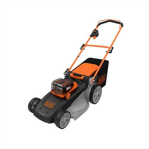 Black and Decker - Cortacspedes 54V Dualvolt  Incluye batera y cargador - CLM5448PC2