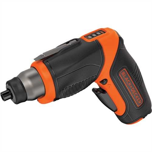 Black and Decker - Atornillador 36V Litio - CS3653LC