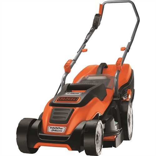 Black and Decker - Cortacsped Potencia 1400W 34cm EMAX34I - EMAX34I