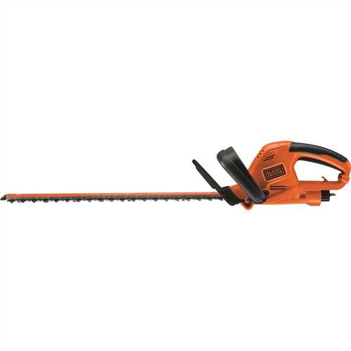 Black and Decker - Cortasetos 500W 55cm - GT5055